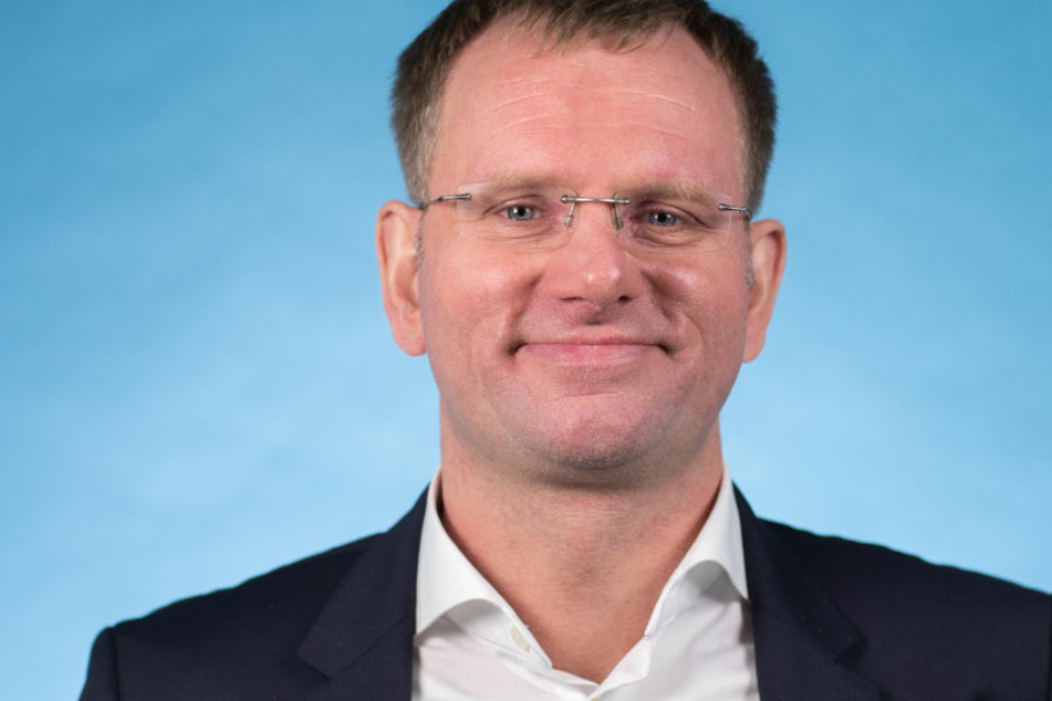 Dirk Spaniel vor früher Manager beim Autobauer Daimler.