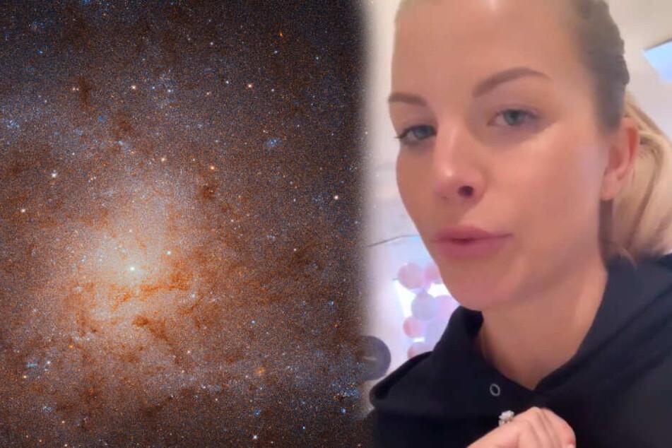 Darum glaubt Spielerfrau Ina Aogo an Außerirdische