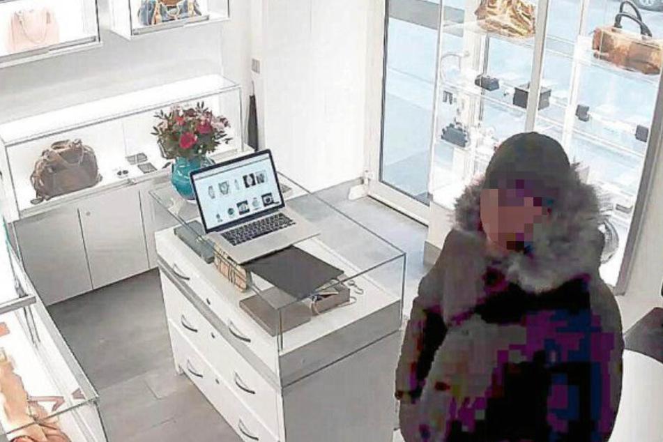 Eine Überwachungskamera hatte den 36-Jährigen während seines Überfalls aufgezeichnet.