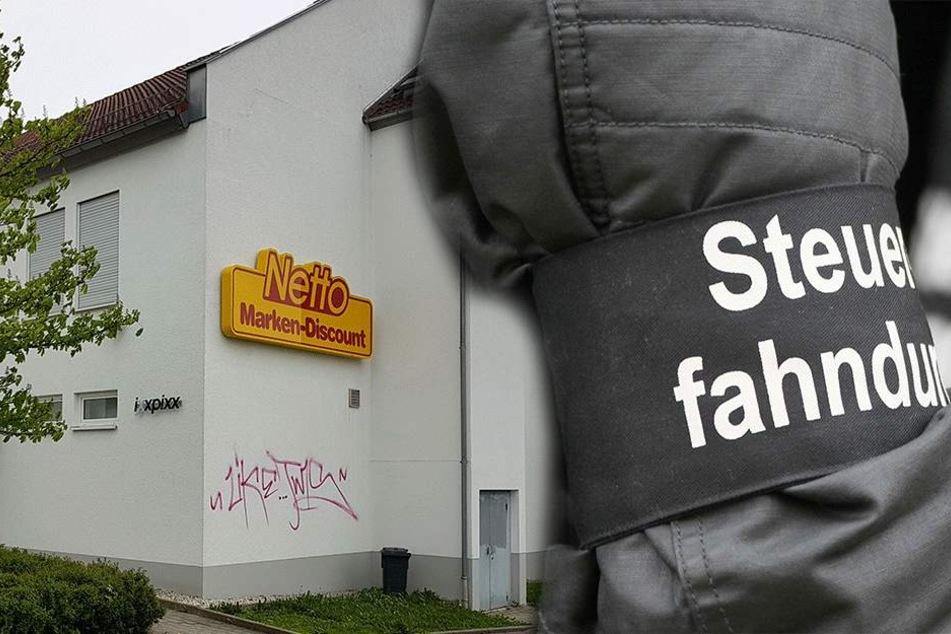 Großer Umsatzsteuerbetrug? Steuerfahnder nehmen drei Chemnitzer fest