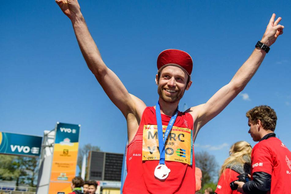Dresdner siegt beim Oberelbe-Marathon! Trotzdem ist er enttäuscht