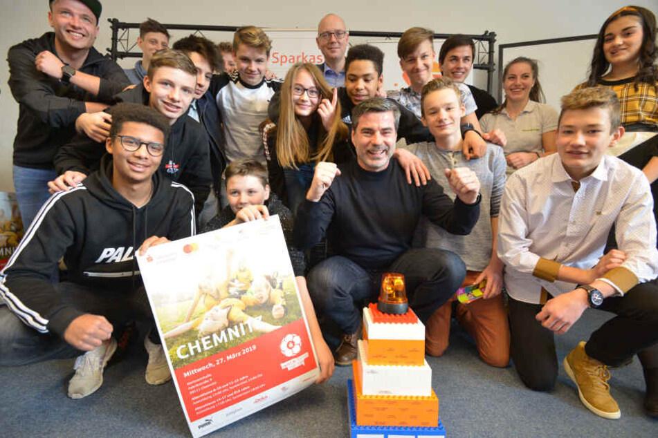Soccer Tour kommt nach Sachsen: Fairplay mit Fußballprofi René Tretschok