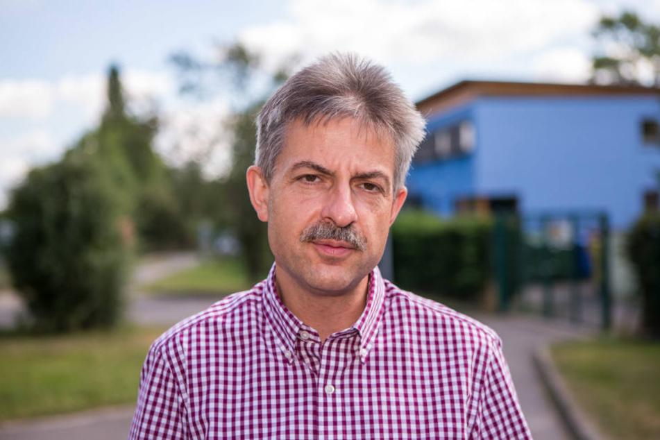 """Tierheim-Chef Michael Sperlich: """"Ich erhalte regelmäßig Morddrohungen!"""""""