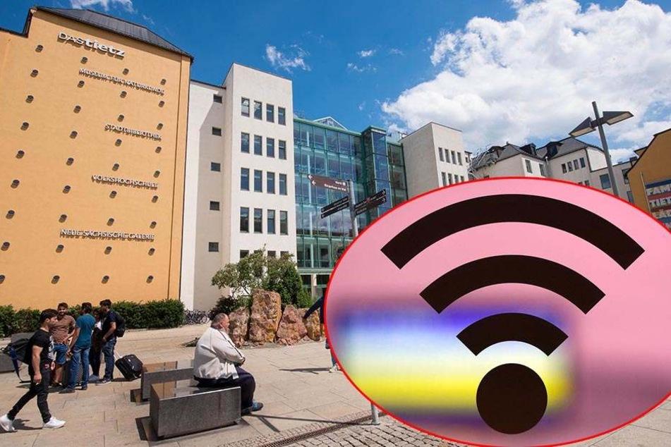 Neues Sicherheitskonzept: Tietz hat wieder WLAN