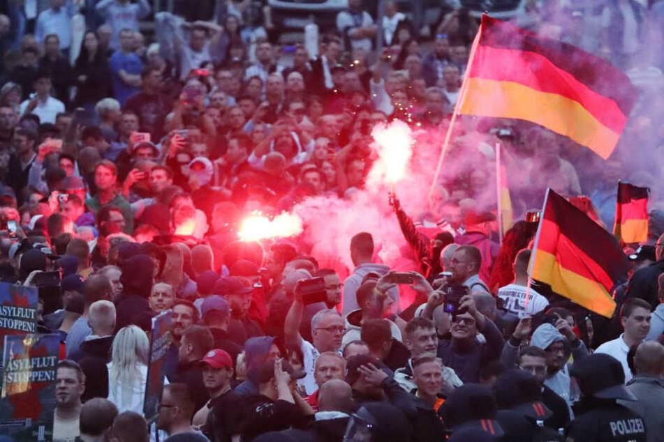 Wegen Chemnitz: Schweiz warnt Landsleute vor Reisen nach Deutschland