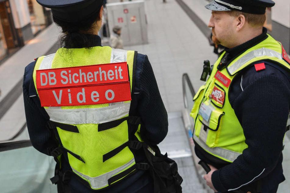 Die Deutsche Bahn setzt in Nürnberg auf den Einsatz von Bodycams.