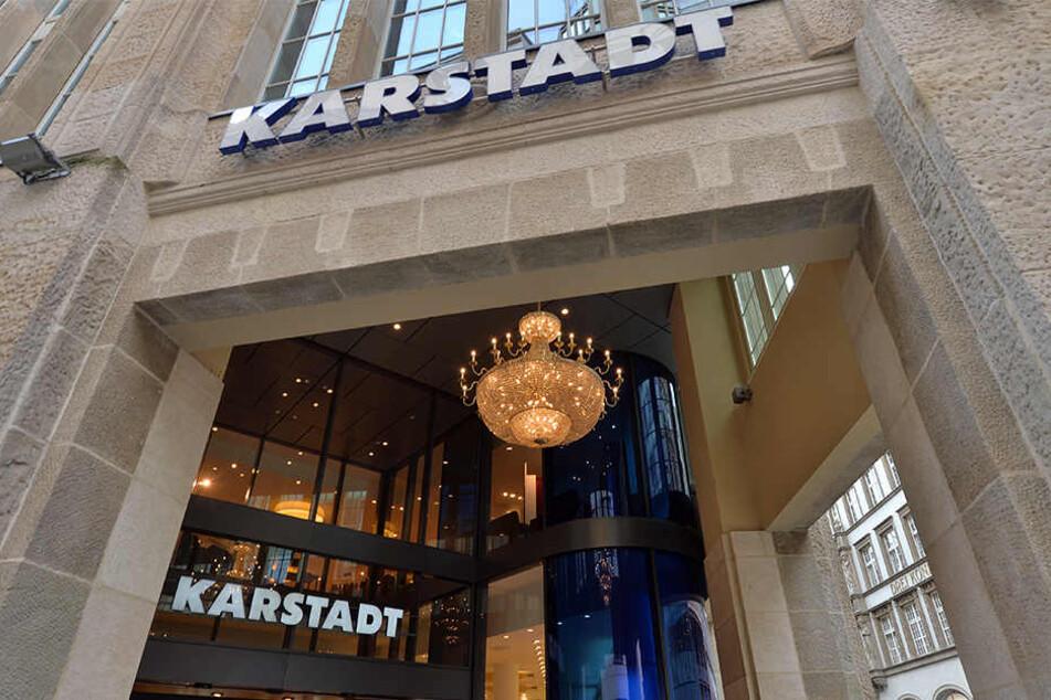 Leipziger Karstadt Chef über drohende Schließung: