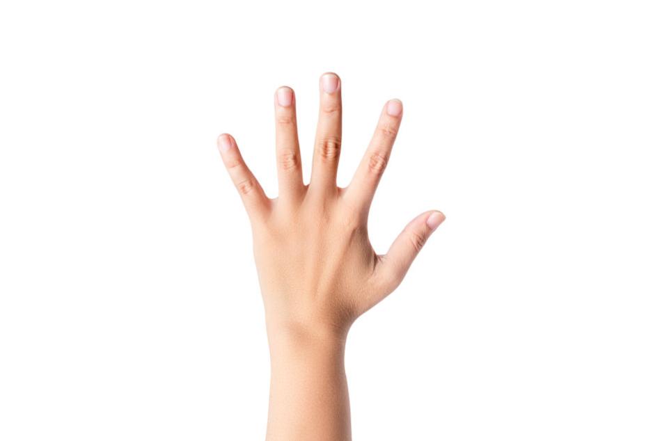 Welche Sexualität man hat, können die Fingerlängen verraten.