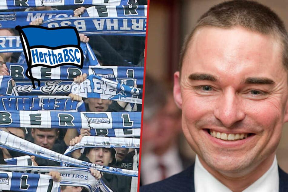 Hertha-Hammer! Lars Windhorst will über 100 Millionen Euro investieren