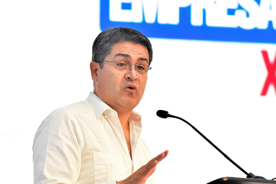 Prosecutors also implicated Honduran President Juan Orlando Hernandez in the drug trafficking accusations.