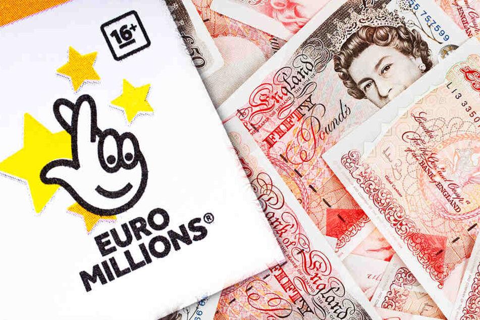115-Millionen-Jackpot geknackt: Mega-Gewinn für Lottospieler!