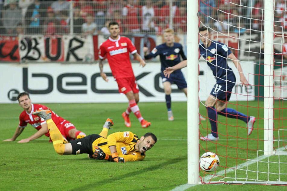 Das letzte Aufeinandertreffen in der Alten Försterei datiert vom 28. August 2015 (1:1). Sieben damalige Kaderspieler stehen auch jetzt noch bei RB unter Vertrag.