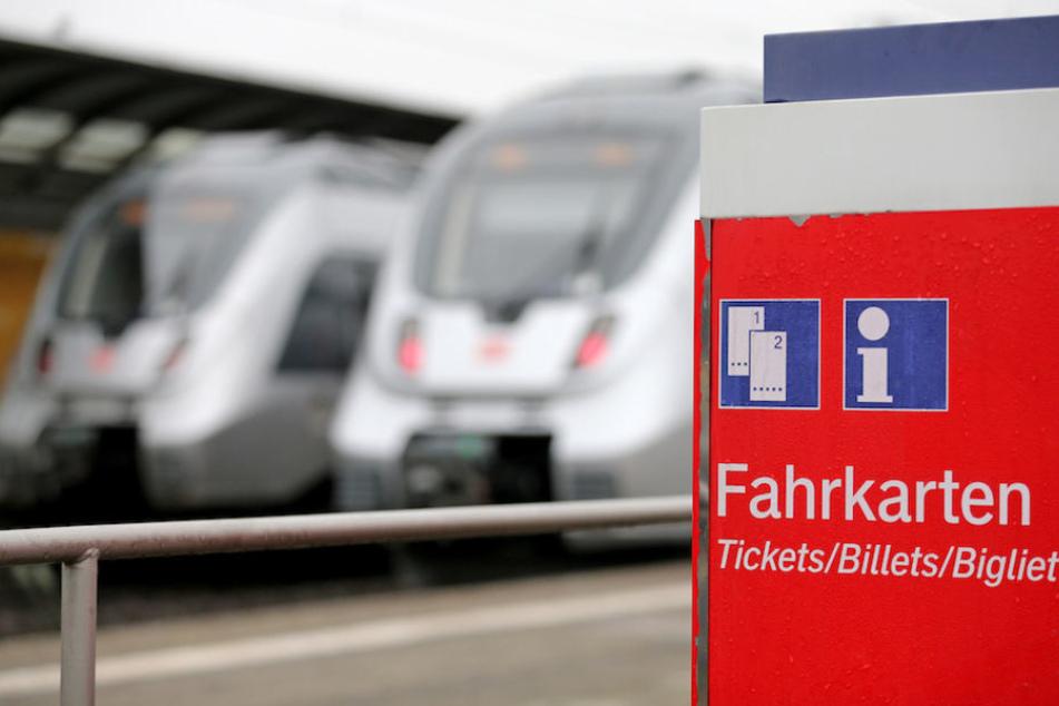 Am 9. Dezember 2018 erhöht die Deutsche Bahn ihre Fahrpreise. (Symbolbild)