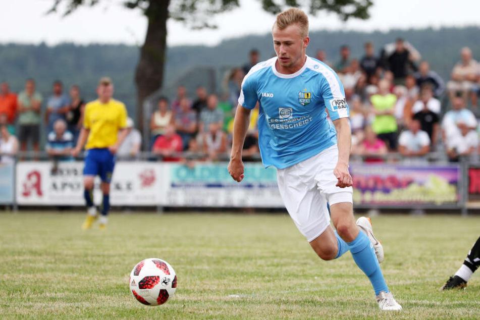 CFC-Offensivmann Jakob Gesien verlässt den Verein und wird künftig beim Oberligisten FSV 63 Luckenwalde spielen.