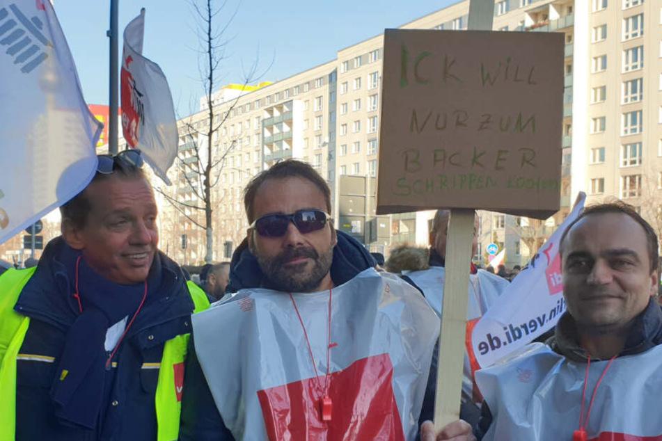 So hat Berlin den BVG-Streik überstanden