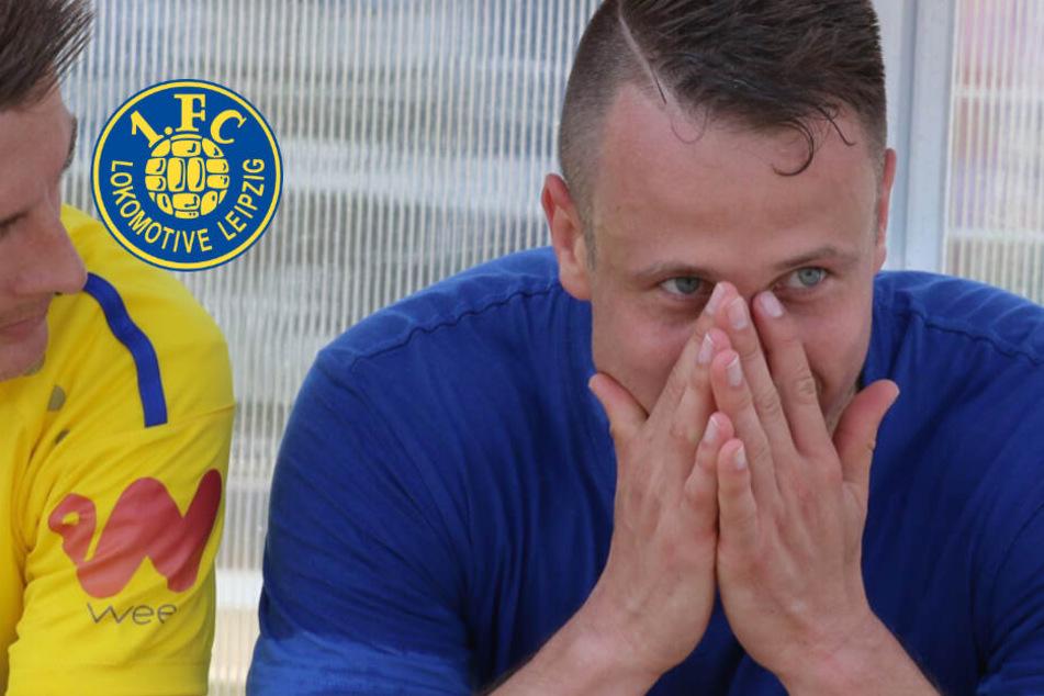 Trauriger Abschied bei Lok Leipzig: Legende Krug geht vom Platz