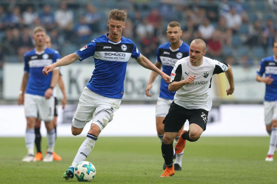 Am Sonntag beendet der DSC Arminia Bielefeld die Zweitliga-Saison mit einem 0:0 gegen den SV Sandhausen.