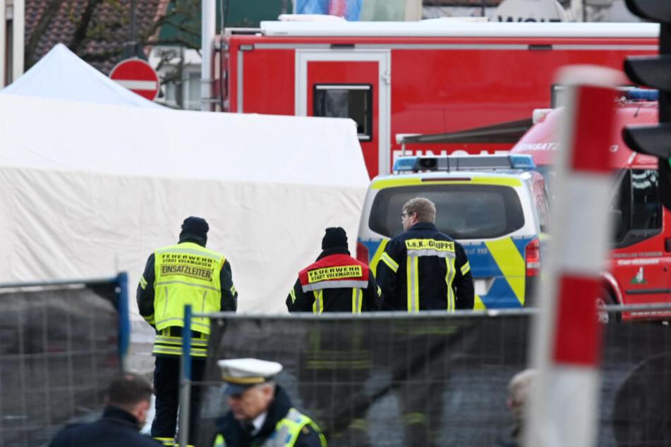 Schreckenstat von Volkmarsen: Zahl der Opfer steigt weiter an