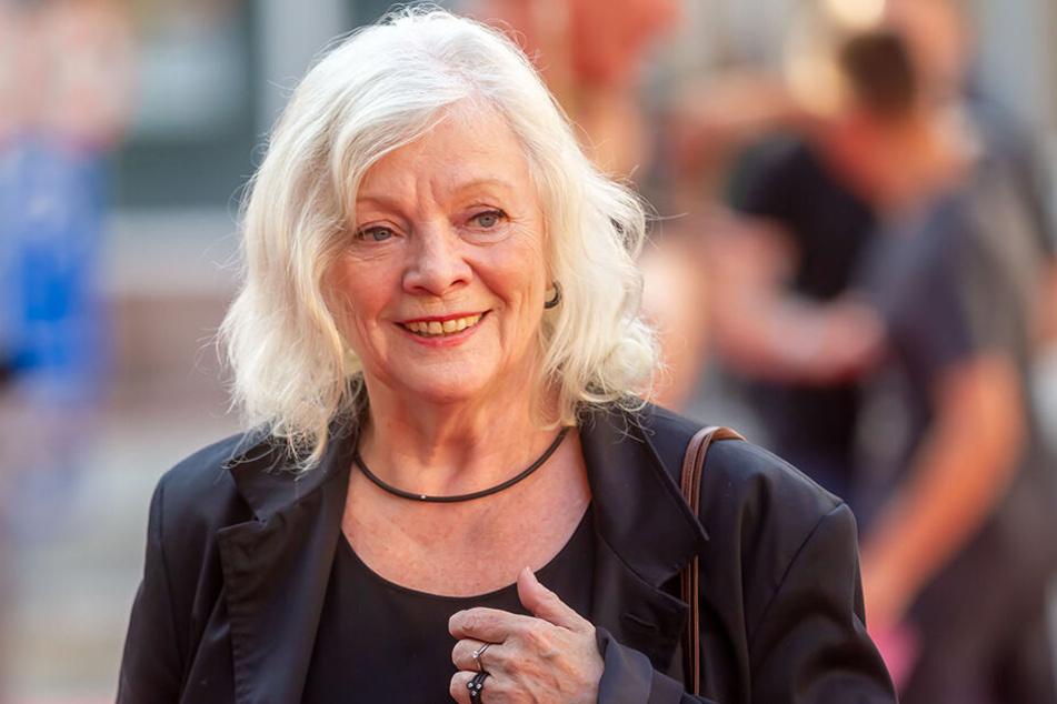 "Karin Ugowski (76), die Goldmarie aus ""Frau Holle""."