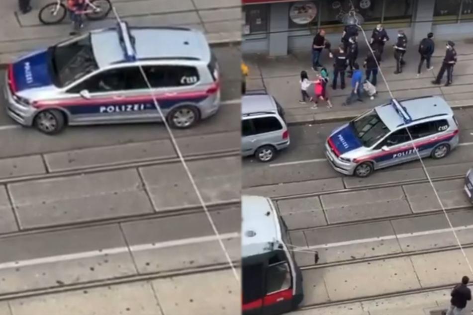 Polizistin versucht einzuparken und Hunderttausende lachen sich schlapp