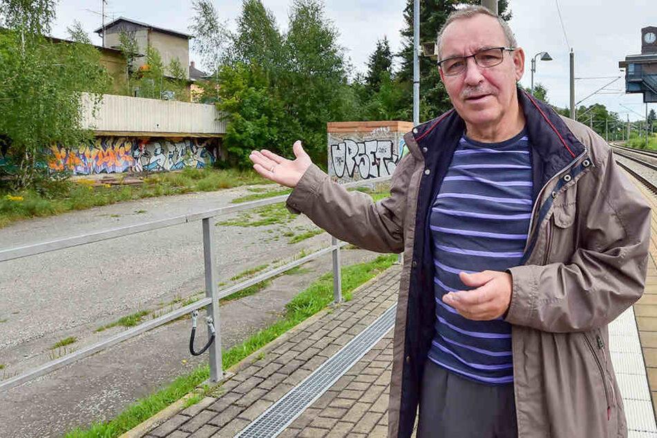 Chemnitzer Bahn-Geschichte kommt unter den Hammer