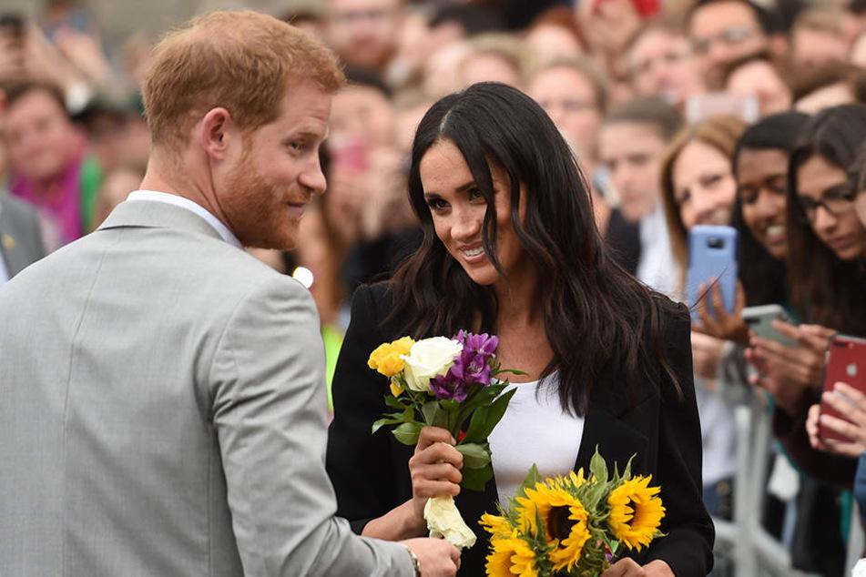 Sind Harry und Meghan womöglich bald zu dritt oder gar zu viert?