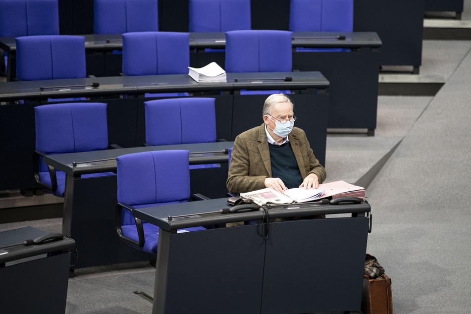 AfD-Bundestagsfraktionschef Alexander Gauland will bei der Bundestagswahl im September erneut kandidieren.