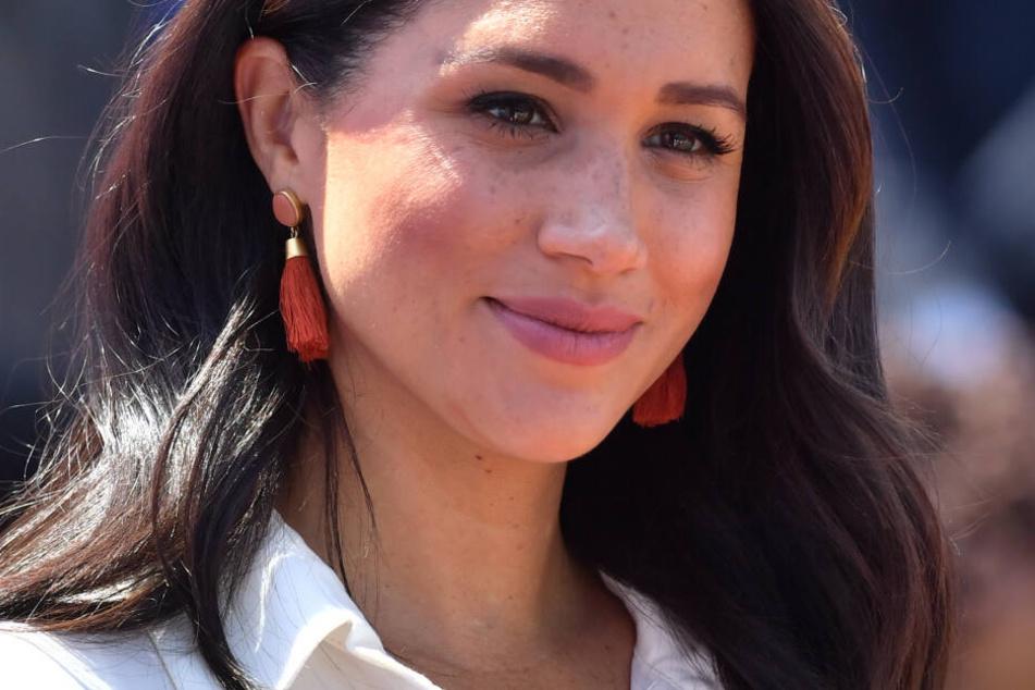 Meghan (38) könnte schon bald in die Rolle einer Superheldin schlüpfen.