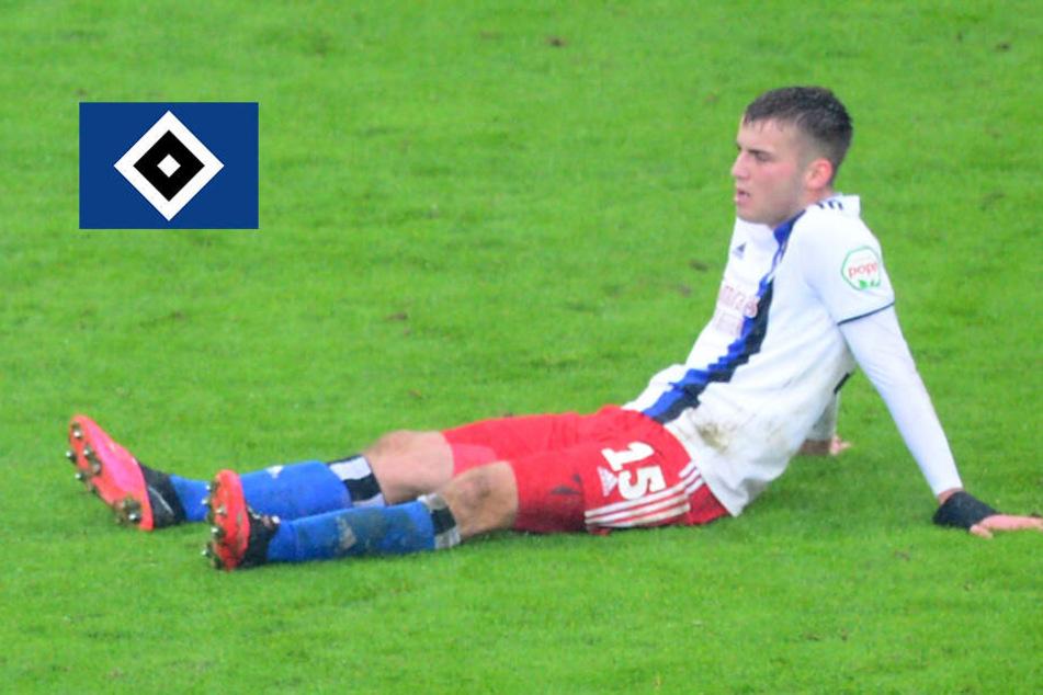 HSV will nach Derby-Niederlage bei Erzgebirge Aue wieder aufstehen