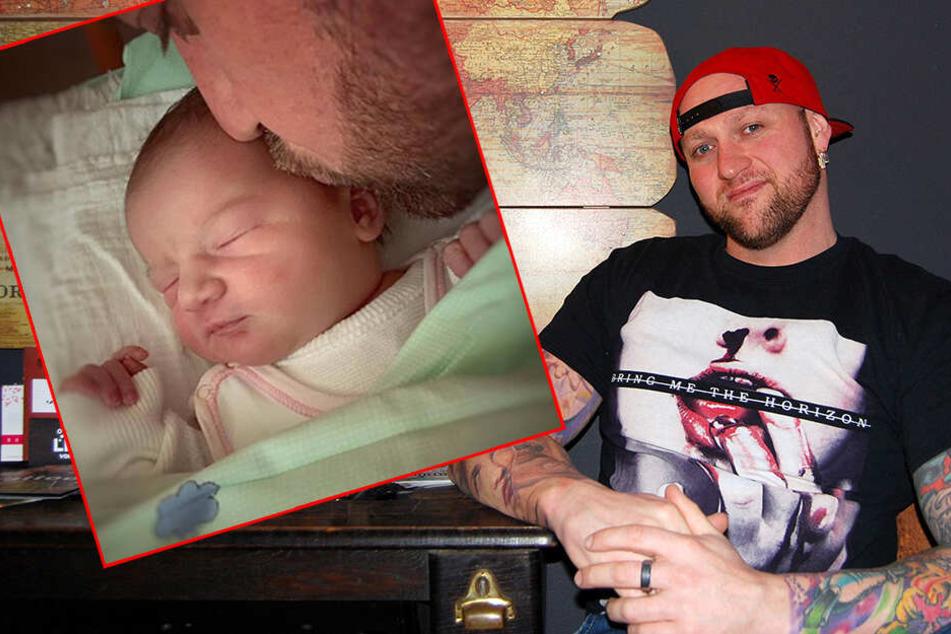 Star-Tätowierer Randy Engelhard ist Papa geworden!