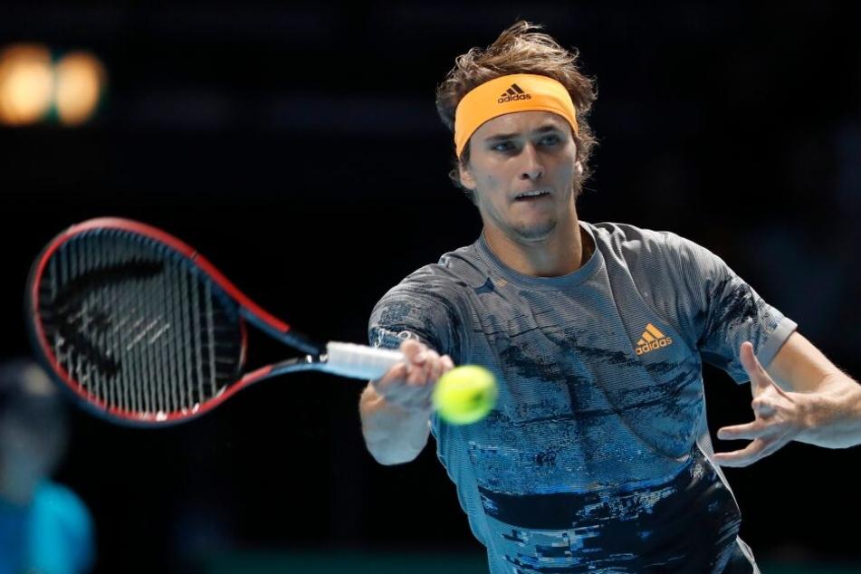 Der 22-Jährige zählt zu den besten Tennisspielern der Welt.