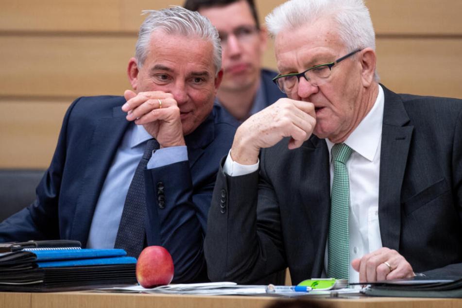 Wie kann Baden-Württemberg künftig die Nase vorne haben?