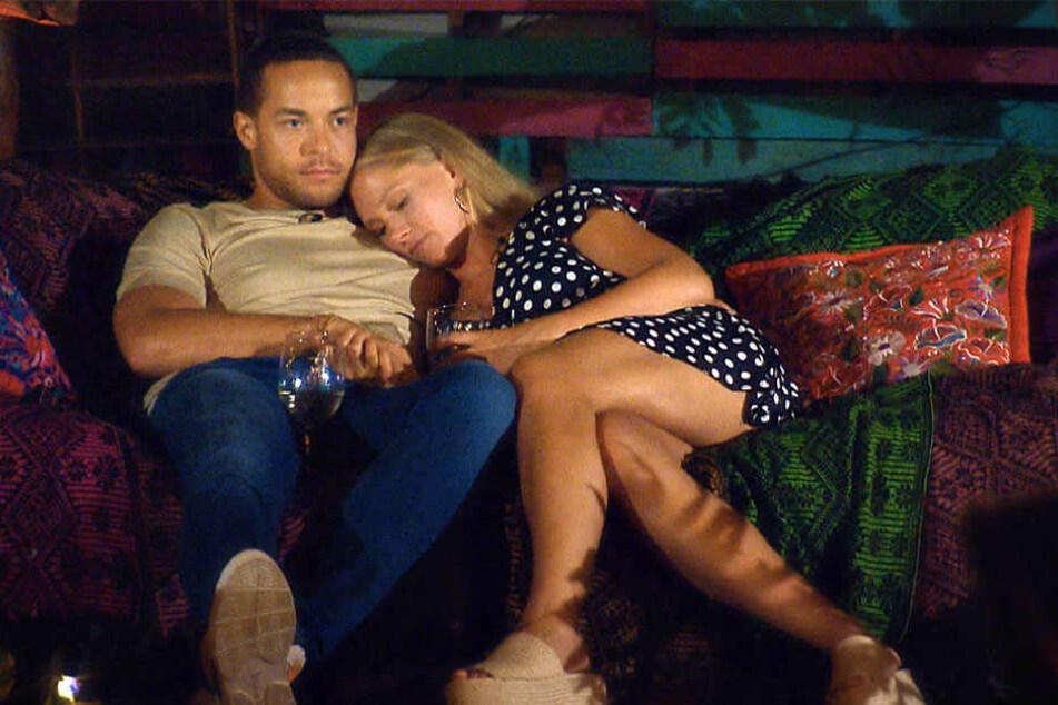 Vanessa will Andrej noch nicht küssen.