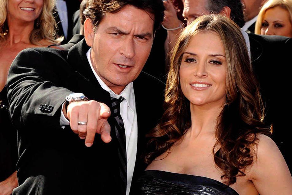 Brooke Mueller und Charlie Sheen waren von 2008 bis 2011 verheiratet.