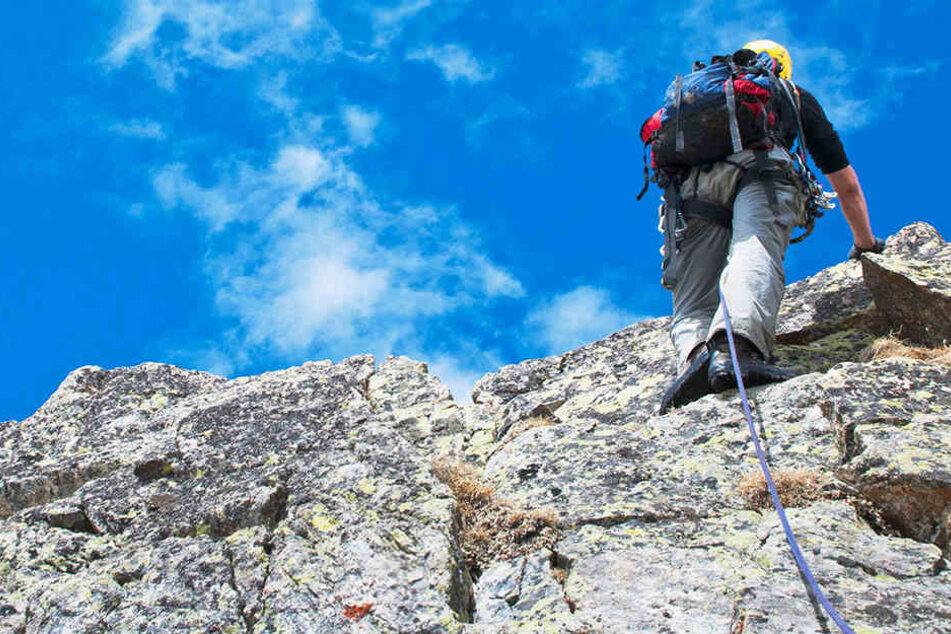 Tragisch! Urlauber (32) stürzt bei verbotener Klettertour in den Tod