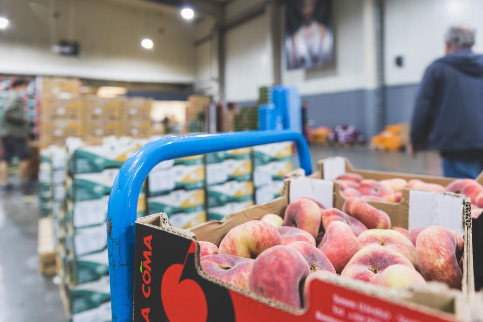 Großmarkt für Obst- und Gemüse hat tolle Jobs zu vergeben!