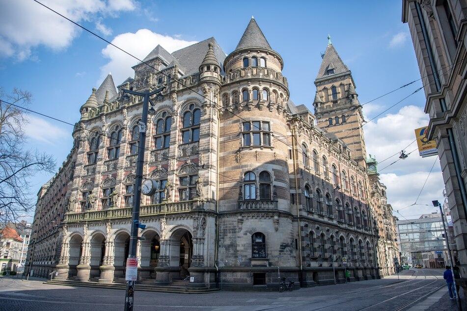 Das Landgericht in Bremen. (Archivfoto)