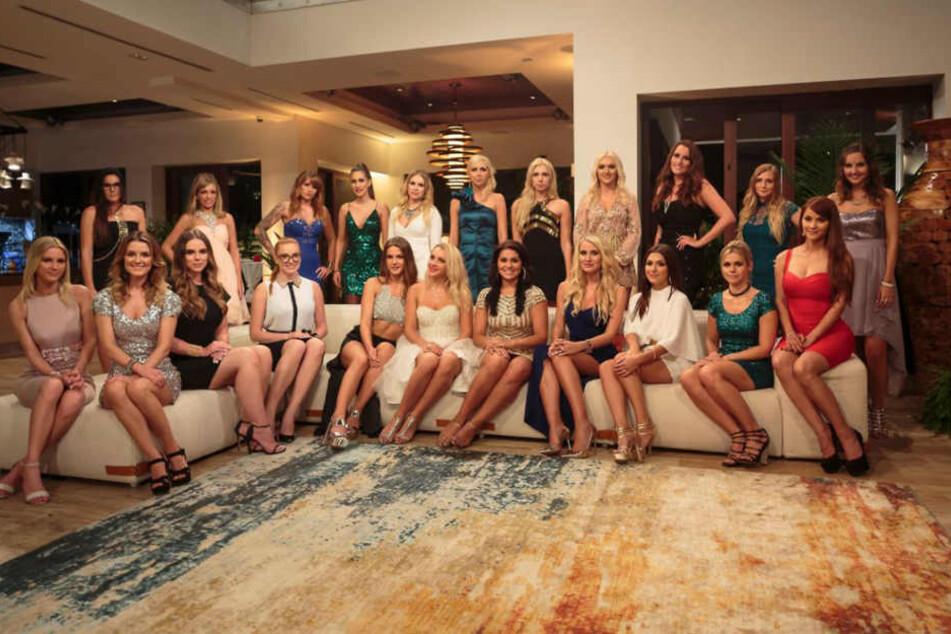 22 Single-Ladys - da hat der Bachelor die Qual der Wahl.