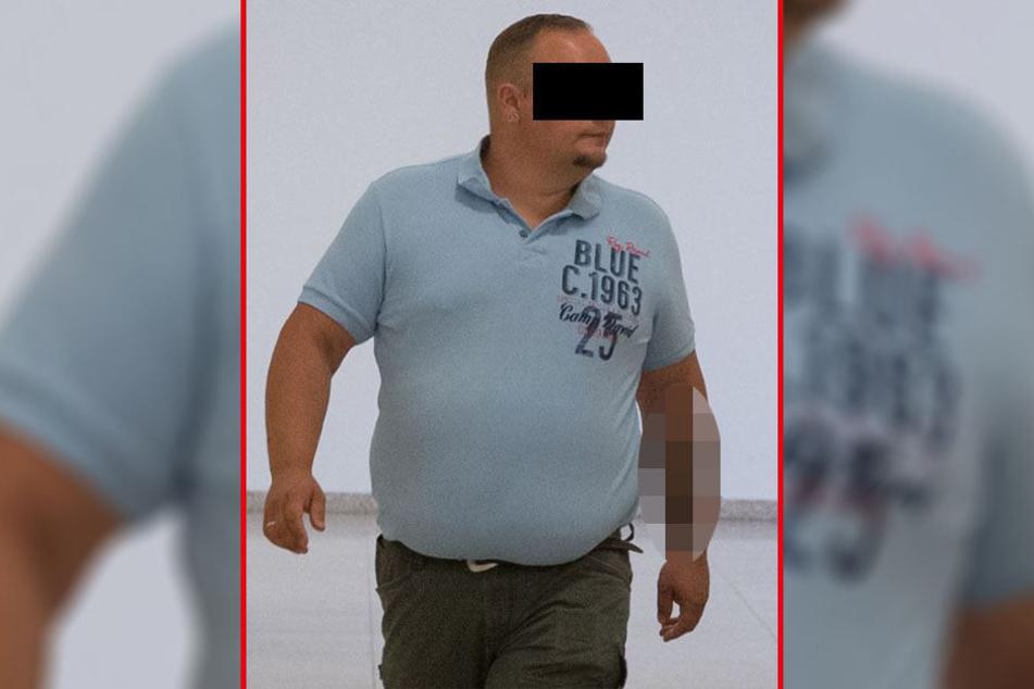 Altenpfleger Marcel D. (35) beklaute ausgerechnet die, die auf seine Hilfe angewiesen waren.
