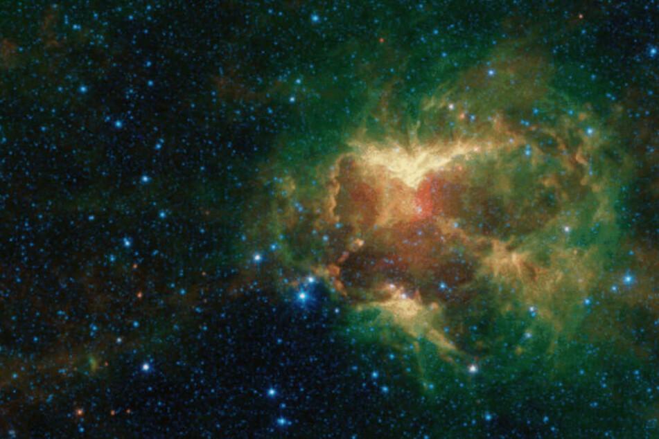 NASA macht unheimliche Entdeckung im All: Was hat es mit diesem Ghul auf sich?