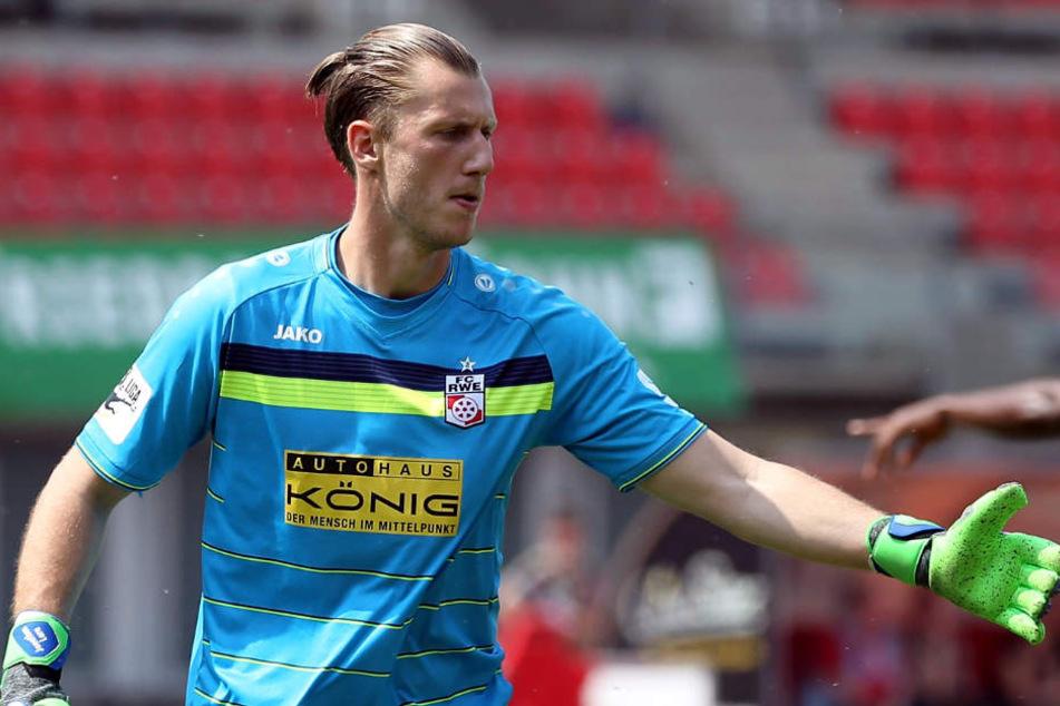 Philipp Klewin verstärkt den DSC Arminia Bielefeld in der kommenden Saison.
