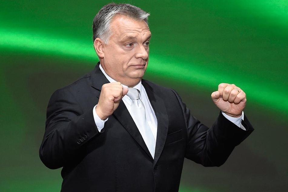 Der ungarische Ministerpräsident Viktor Orban.
