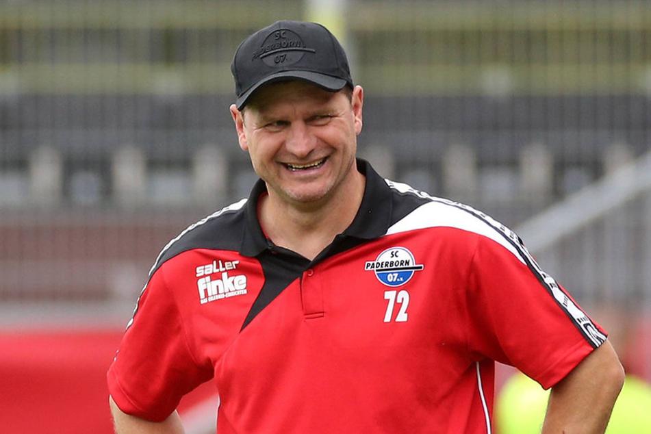 In Paderborn konzentriert man sich aufs Wesentliche: das nächste Spiel.