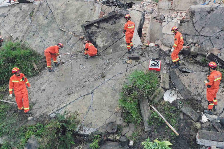 Ein starkes Erdbeben in Istanbul würde verheerende Folgen haben. (Symbolbild)