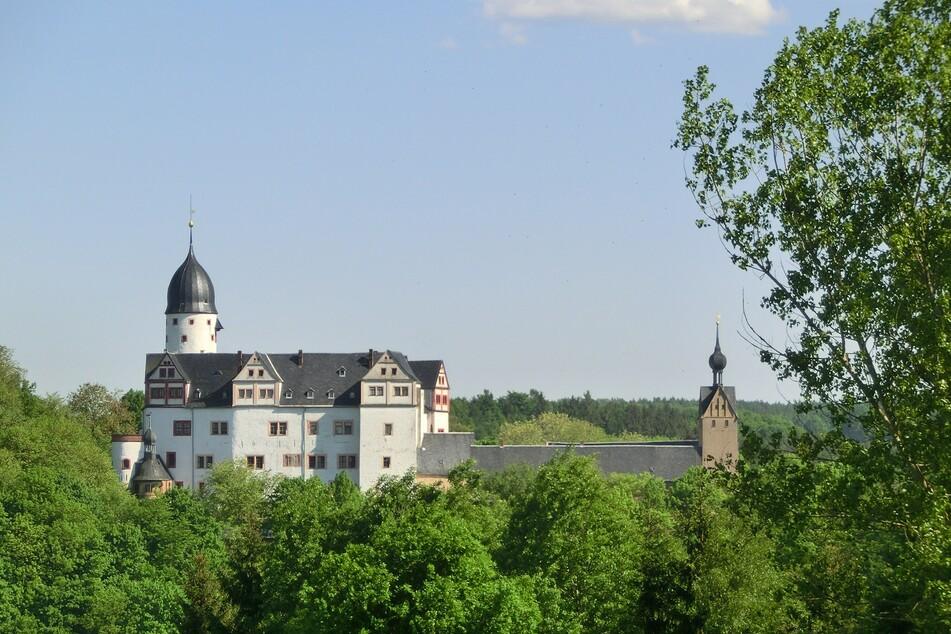 Schloss Rochsburg in Lunzenau.