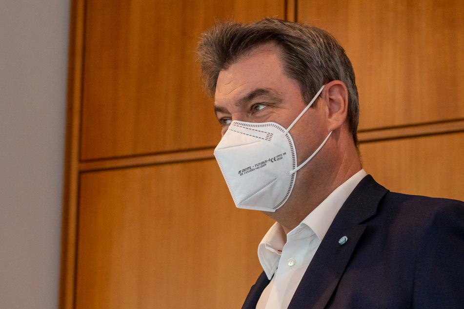 Markus Söder (54, CSU) fordert rasche Entscheidung über Zulassung von Sputnik V.