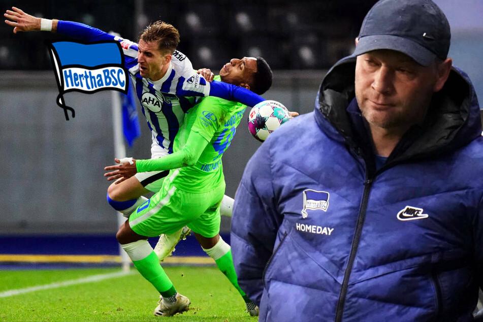 Harter Brocken für Hertha BSC: Ausgerechnet in Wolfsburg raus aus der Krise?