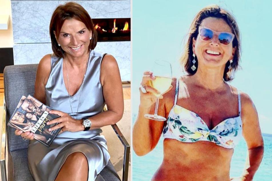 Claudia Obert: Trash-Queen Claudia Obert wird 60 und lüftet pikantes Geheimnis!