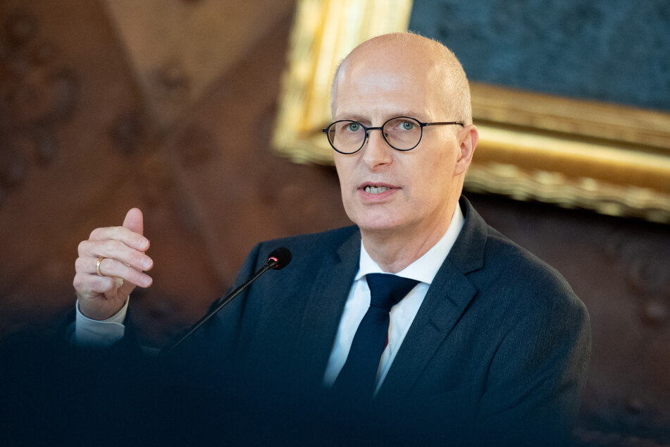 Hamburgs Bürgermeister Peter Tschentscher ist mit dem Vorgehen nicht einverstanden.