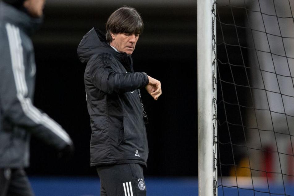 Joachim Löw weiß, wen er zwischen den Pfosten sehen will. Die Zeit von der Stegen kommt erst am Dienstag gegen Nordirland.